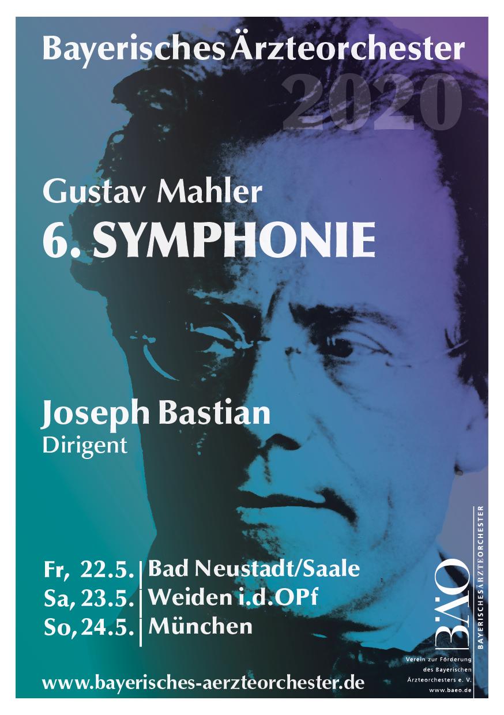 Bayerisches Ärzteorchester unter der Leitung von Joseph Bastian